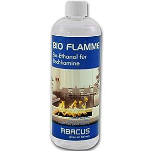 BIO FLAMME ist ein hochreiner Bio-Alkohol und somit der ideale Brennstoff für Lampen, Glasfeuer, Tischkamine oder Kamine ohne Schornsteine.BIO FLAMME verbrennt mit wunderschöner, natürlich gelber Flamme und bleibt dabei nahezu geruchlos und rückstand...