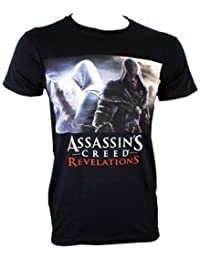 T-Shirt Assassin's Creed - Characters[schwarz, XL] [Import allemand]