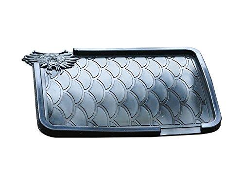 Preisvergleich Produktbild LAI MENG 18x13CM Rutschfeste Auto Armaturenbrett Silikon Auflage Halter Pad Antislip Matte Antirutschmatte Für Telefon/ Gps/ Mp4/ Mp3 Drachen/Leopard