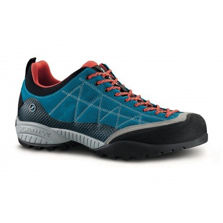 Zen Pro - Chaussures approche homme Abyss Orangeade