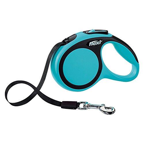 Trixie flexi New COMFORT Gurt (M) (Blau) -