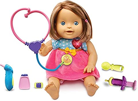 VTech 179503 Little Love Cuddle and Care Toy - Multi-Coloured