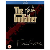 ‏‪The Godfather Trilogy (Blu-Ray ) 2017‬‏