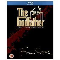 The Godfather Trilogy (Blu-Ray ) 2017