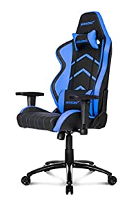 Akracing Gaming Stuhl PLAYER Blau/Schwarz