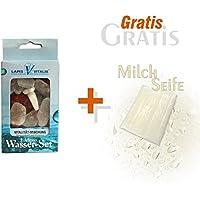 Unbekannt Lapis Vitalis Wassersteine Vitalität-Mischung und Gratis Milchseife 25 g preisvergleich bei billige-tabletten.eu