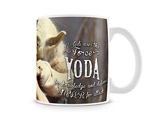 TSP Yoda & Skywalker Tasse (Chewbacca Halloween Hund Kostüm)