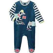 Petit Béguin – Pijama para terciopelo bebé niño ...