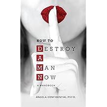 How to Destroy A Man Now (DAMN): A Handbook (English Edition)