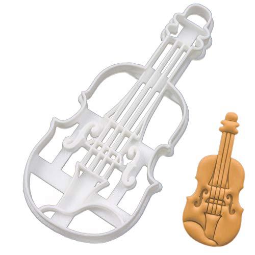 Bakerlogy Geige Ausstechform, 1 Teil