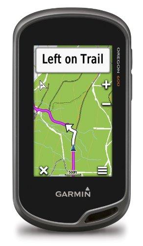 GARMIN OREGON 600 - GPS PARA EL REINO UNIDO  NEGRO (IMPORTADO)