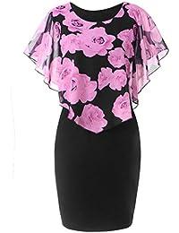 Amazon.it  Lungo - Vestiti   Donna  Abbigliamento 66137a9294c