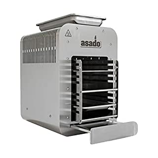 Asado 800 Grad Oberhitze Gasgrill New Yorker Steak Beef Rind