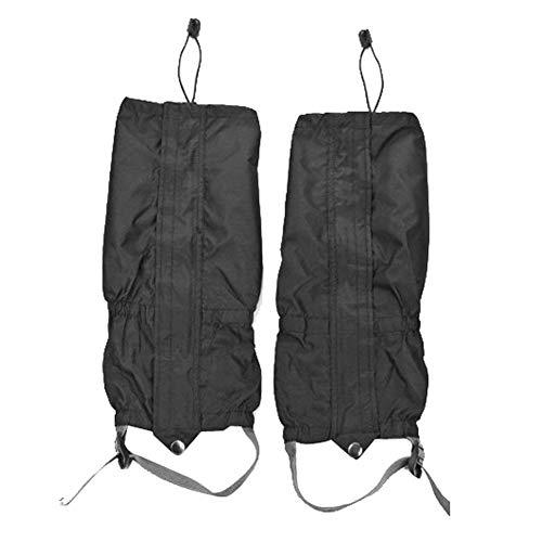 Yililay 1pair wasserdicht atmungsaktiv Nylon Fußabdeckung für Outdoor-warme Podotheca Jagd Klettern Sport und Outdoor
