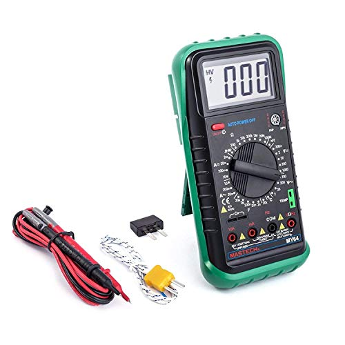 Multimeter Digital MY64 Mastech Profi Handmultimeter -