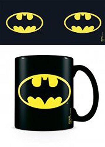 empireposter DC Comics - Batman Logo - Keramik Tasse - Größe Ø8,5 ()