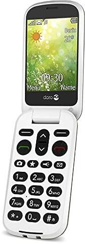 Doro 6050 Téléphone à clapet