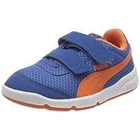 PUMA Stepfleex 2 Mesh VE V PS Bright Cobalt-F Moda Ayakkabılar Unisex Çocuk