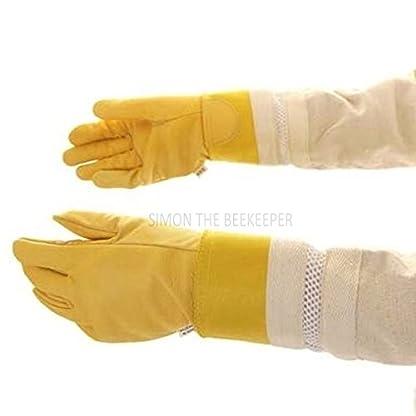 Buzz Work Wear Beekeeping Ventilated Gloves - 2XL 4