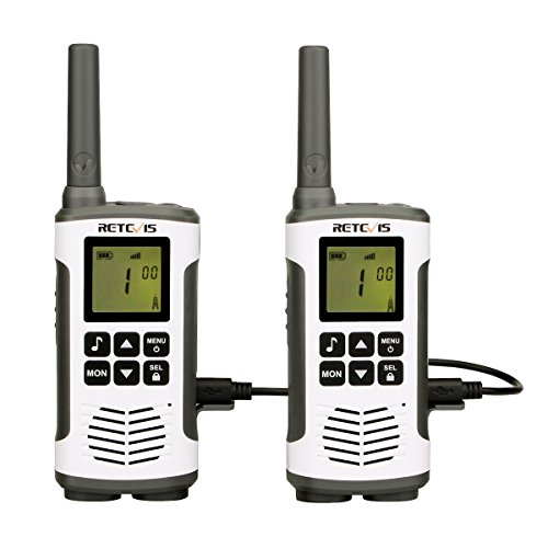 Lot de deux talkies-walkies Retevis RT45