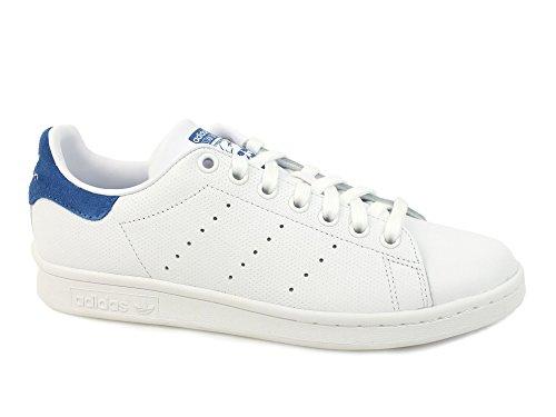 adidas Stan Smith, Chaussures de Fitness Homme, Blanc Ftwbla/Azretr 000, 44 2/3 EU