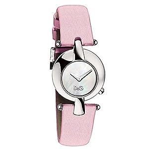 D&G Dolce&Gabbana – Reloj de Cuarzo para Mujer, Correa de