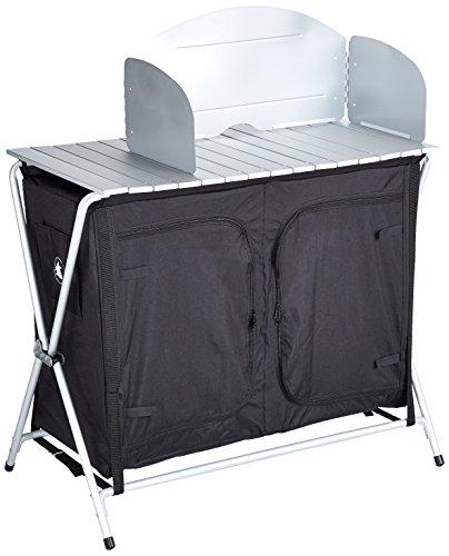 10T Flapbox Kitchen Campingküche Kocherschrank mit Windschutz