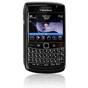 BlackBerry Bold 9780 Smartphone (Vodafone Branding, 6,1 cm (2,4 Zoll) Display, 5 Megapixel Kamera) schwarz