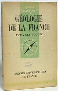 Géologie de la France par Annabelle Kersuzan