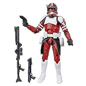 Star Wars- Black Series Clone Commander Fox (Hasbro E6124EU4)