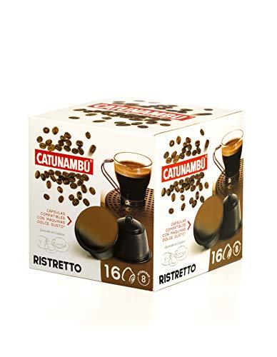 Catunambú Ristretto, Cápsulas de café - 112 gr.