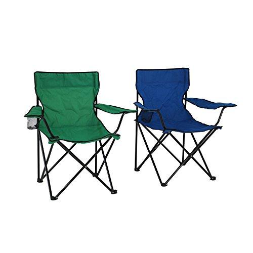 Campingstuhl 50x50x80cm Camping Stuhl Reisestuhl Klapps…   04251415725156