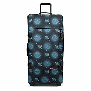 Eastpak TRANVERZ L Equipaje de mano, 79 cm, 121 liters, Multicolor (Neon World)