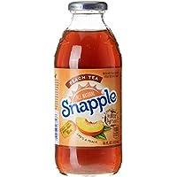 Snapple Thé glacé Pêche 473 ml