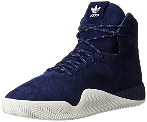 adidas Originals Men's Tubular Instinct Dkblue, Vinwht and Dkblue Sneakers - 6 UK/India (39 1/3 EU)