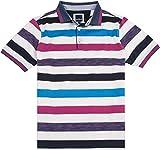 Daniel Hechter Herren Polo-Shirt T-Shirt, Größe: XXL, Farbe: Multicolor