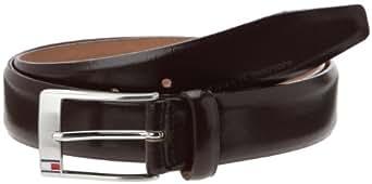 Tommy Hilfiger Tailored - Barton - Ceinture - Uni - Homme - Marron (229) - FR: 85 cm (Taille Fabricant: 85)