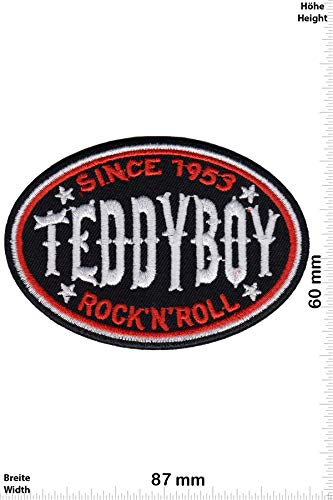 Parches   Teddy Boy   Cosh Boys   Rock 'n' Roll Since