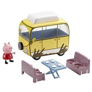peppa pig muddy magmas v hicules camping car informatique. Black Bedroom Furniture Sets. Home Design Ideas
