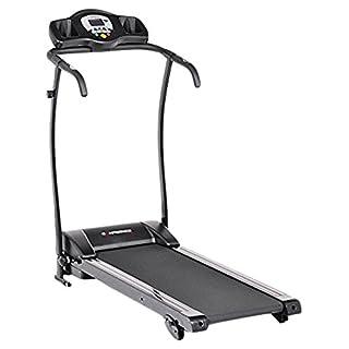 Confidence GTR Power Pro 1100W Electric Motorised Treadmill Running Machine