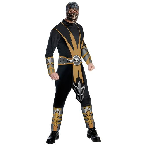 Costume Co Mortal Kombat Scorpion Costume Adult