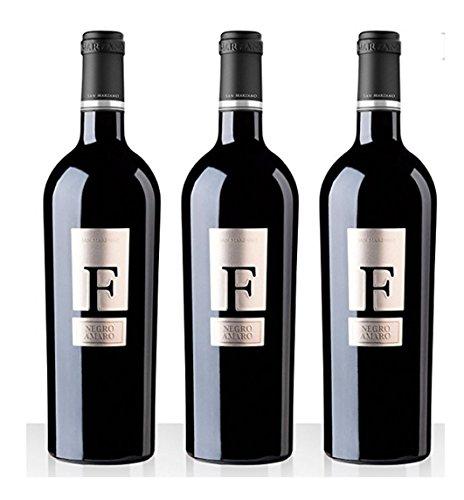 F - Negroamaro San Marzano (3 bottiglie)