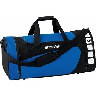 Erima Sporttasche, New Royal/Schwarz, M, 49.5 Liter, 723330