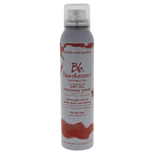 Bumble And Bumble Hairdresser 's Invisible Oil Dry Finish Spray 150ml