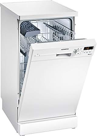 Siemens SR25E207EU iQ300 Geschirrspüler / A+ / 220 kWh/Jahr / 9 MGD / 2660 L/Jahr / AquaStop / DosageAssist