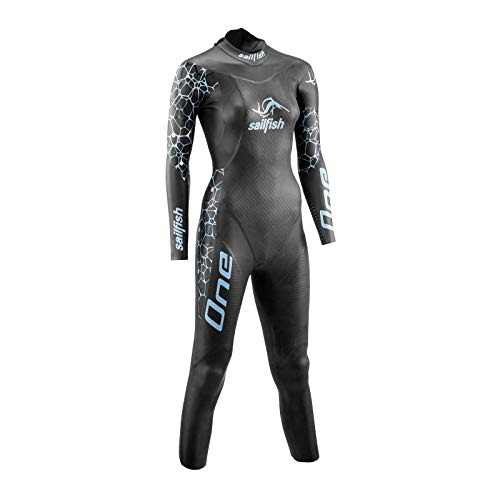 Sailfish Wetsuit One - Triathlon Neoprenanzug Damen , Größe:WSM
