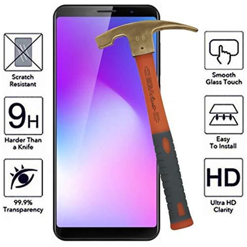 All Phone Store Displayschutz aus Hartglas 9H für Cubot Power