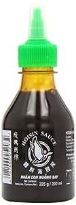 Flying Goose Hoi Sin Sauce, PET-Flasche, 4er Pack (4 x 200 ml)