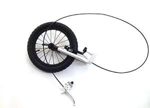 qeridoo handbremse mit joggerrad f r sportrex1 sportrex2. Black Bedroom Furniture Sets. Home Design Ideas