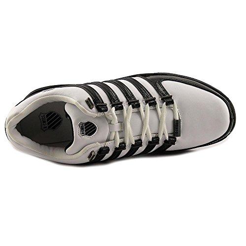 k-swiss-rinzler-uomo-us-12-bianco-scarpe-ginnastica